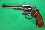 Smith & Wesson Pre-Model 17 In 22LR