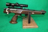 Remington XP-100 .221 Fireball Pistol W/ Weaver Scope