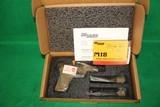Sig Sauer M18 Commemorative Semi-Auto Pistol 9MM 21RD