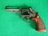 Smith & Wesson Model 15-3 .38 SPL Revolver