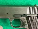 Colt / Remington Rand M1911-A1 .45 ACP Pistol MFG.1945 - 5 of 10