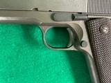 Colt / Remington Rand M1911-A1 .45 ACP Pistol MFG.1945 - 6 of 10