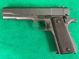 Colt / Remington Rand M1911-A1 .45 ACP Pistol MFG.1945