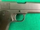 Colt / Remington Rand M1911-A1 .45 ACP Pistol MFG.1945 - 3 of 10
