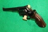 Smith & Wesson Model 14-3 Blued .38 Special Revolver - 3 of 5