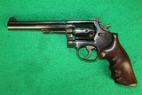 Smith & Wesson Model 14-3 Blued .38 Special Revolver - 1 of 5