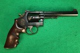 Smith & Wesson Model 14-3 Blued .38 Special Revolver - 2 of 5