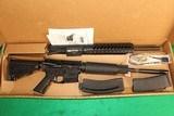 "ATI Omni Hybrid Combo AR-15.22 LR 16"" Upper And Quad Rail5.56 NATO Upper New - 1 of 4"
