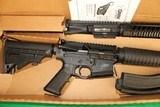 "ATI Omni Hybrid Combo AR-15.22 LR 16"" Upper And Quad Rail5.56 NATO Upper New - 2 of 4"