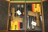 Sig Sauer Two M18 Commemorative Pistols W/ Consecutive Serial Numbers - 2 of 3