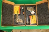 Sig Sauer Two M18 Commemorative Pistols W/ Consecutive Serial Numbers