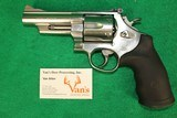 Smith & Wesson Model 629-4 .44 Magnum Stainless Revolver