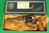 Smith & Wesson Model 35-1 22LR Mint In Original Box