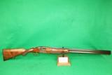 Remo German 12 Gauge O/U Shotgun Pre-WWII