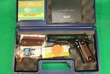 """Colt 1911 TALO Edition Gustave Young 5"""" 45 ACP New In Box"""