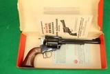 "Ruger New Model Super Blackhawk .44 Magnum 7.5"" Revolver"