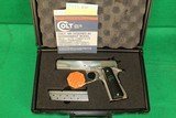 Colt Delta Elite FIRST EDITION Collector Package 10mm Factory Hard Case