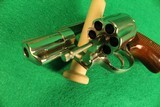 Colt Detective Special .38 Caliber Nickel Revolver - 4 of 4