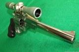 Smith & Wesson Model 629-1 44 Magnum Revolver W/ Scope
