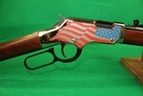 Henry Golden Boy Stand For The Flag .22 S/L/LR Rifle New In Box - 4 of 12