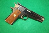Colt Gold Cup National Match Series 70 45 ACP 1911 Pistol