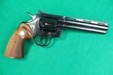 Colt Python .357 Magnum Revolver 1978