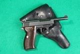 Mauser P38 9MM WWII Era Pistol W/ Holster
