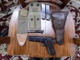 Colt 1911 WWI