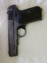 Colt 380 pocket model 1908