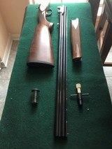 Silma EJ 20ga O/U double barrel, Single Selective Trigger, Ejector Shotgun, Purchased New by Seller - Unused - 2 of 13