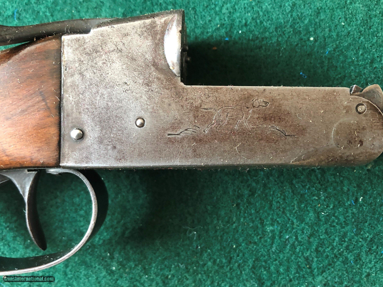 Ithaca Western SS double barrel  410 shotgun with 26