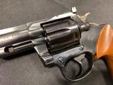 """Colt Trooper MK III .22LR 6"""" Blued"""