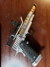 STI DVC Open Pistol