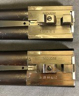 SOLD !!! SKB 385 DU 2 BARREL SET 20GA/28GA NEW IN MAKERS CASE ONE OF 200 - 19 of 25