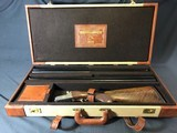 SOLD !!! SKB 385 DU 2 BARREL SET 20GA/28GA NEW IN MAKERS CASE ONE OF 200 - 18 of 25