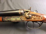 SOLD !!! V. BERNARDELLI 16GA BRESCIA HAMMER GUN IN MAKERS CASE LIKE NEW!!