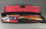 SOLD !!! WEATHERBY ATHENA D'ITALIA 20GA LIKE NEW SELECT WOOD - 1 of 21