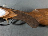 SOLD !!! WEATHERBY ATHENA D'ITALIA 20GA LIKE NEW SELECT WOOD - 5 of 21