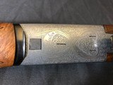 SOLD !!! WEATHERBY ATHENA D'ITALIA 20GA LIKE NEW SELECT WOOD - 15 of 21