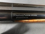 SOLD !!! WEATHERBY ATHENA D'ITALIA 20GA LIKE NEW SELECT WOOD - 11 of 21