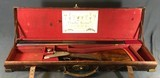 SOLD !!! CHARLES BOSWELL SIDELOCK EJECTOR 12GA CASED - 6 of 23