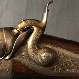 SOLD !!!! JAMES WOODWARD DAMASCUS HAMMERGUN MUST SEE!!! - 6 of 25