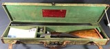 SOLD !! THOMAS BLAND BRENT 12GA 3IN WITH LETTER AND MAKERS CASE - 1 of 23