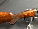 Sold! SPECTACULAR PARKER DHE 12GA1 1/2 FRAME LIVE BIRD GUN WITH ALL THE OPTIONS - 8 of 24