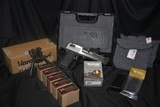 Magnum Research Desert Eagle Mark XIX 50 AE Model #: DE50ASIMB New in Box w/Accessories