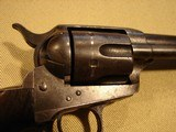 """Colt Single Action Army.45 Caliber""""Artillery / Cavalry Model"""" - 11 of 18"""