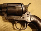 """Colt Single Action Army.45 Caliber""""Artillery / Cavalry Model"""" - 3 of 18"""