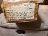 Winchester model 94 Theodore Roosevelt Commemorative - 5 of 15
