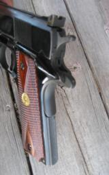 Colt 1911 National Match 38 Wadcutter Mid Range - 5 of 5