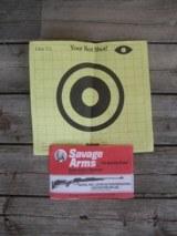 Anschutz-Savage Model 64 Match Grade Target Rifle .22 - 8 of 14